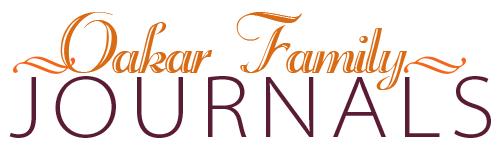 Oakar Family Journals